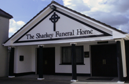 The Sharkey Funeral Home, Ballaghaderreen.
