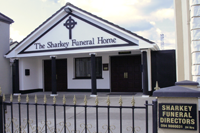 The Sharkey Funeral Home, Ballaghaderreen